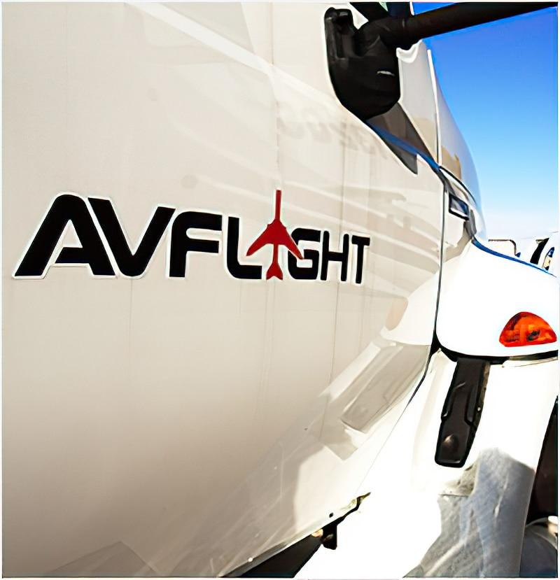 AVFLIGHT airplane