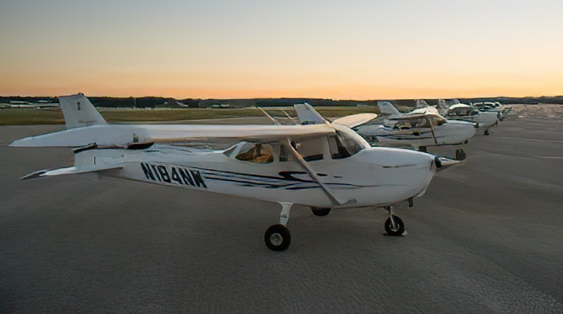 Planes on the runway NMC